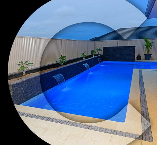 Bay pools